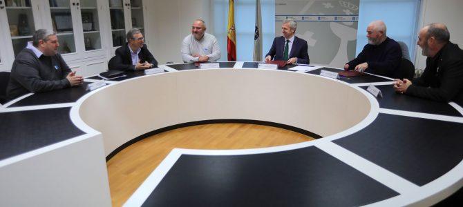 AGAJA, AGALURE e a Xunta, colaborarán en materia de orientación e asesoramento en xogo responsable