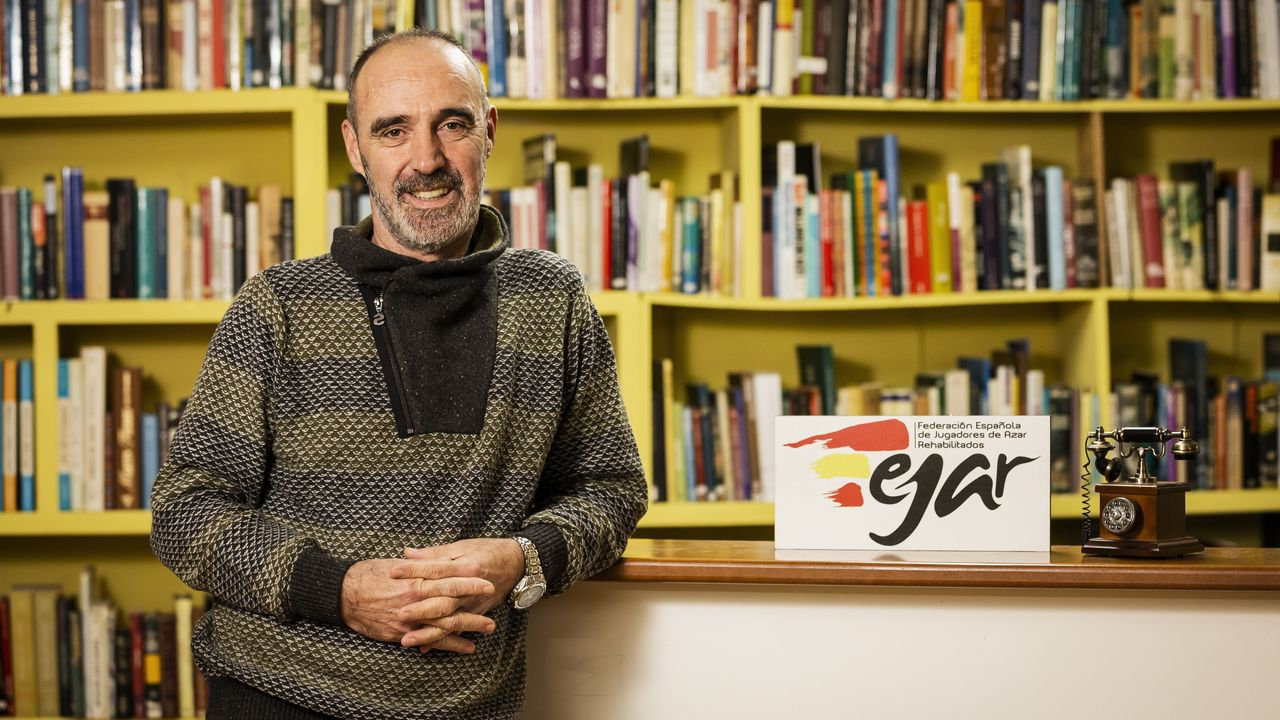Juan Lamas: «Muchos chavales en Galicia hacen apuestas deportivas y sus padres lo consienten»